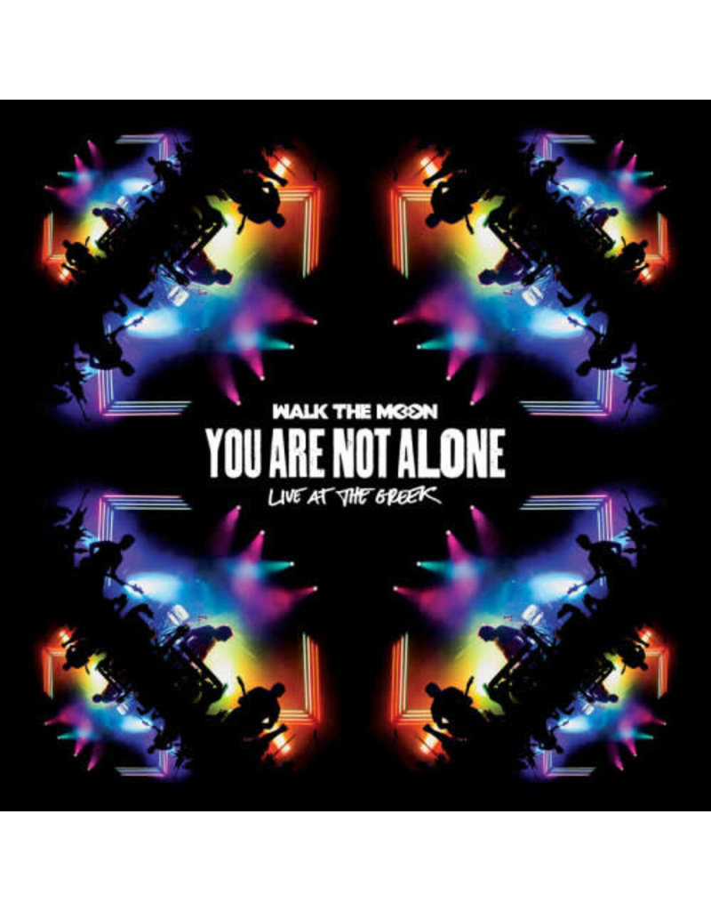 RK Walk The Moon – You Are Not Alone (Live At The Greek) (2016)