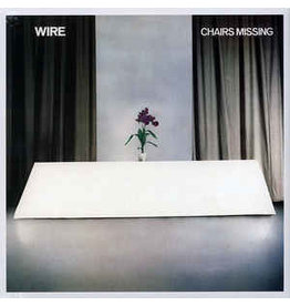 RK/IN Wire – Chairs Missing (2018 Reissue)