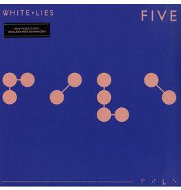 RK WHITE LIES - FIVE (2019)