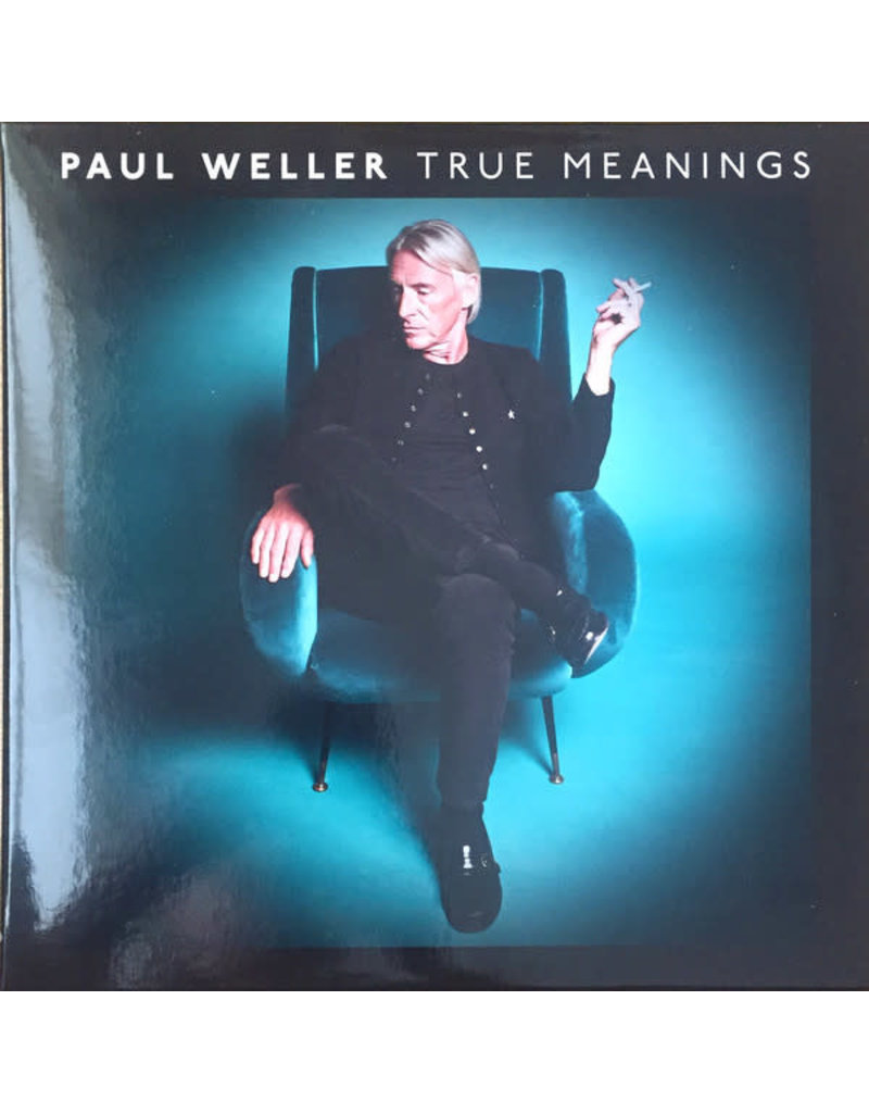 RK PAUL WELLER - TRUE MEANINGS 2LP