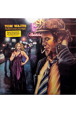 RK/IN Tom Waits – The Heart Of Saturday Night , Limited Edition, Reissue, Remastered, Yellow Opaque (2018)