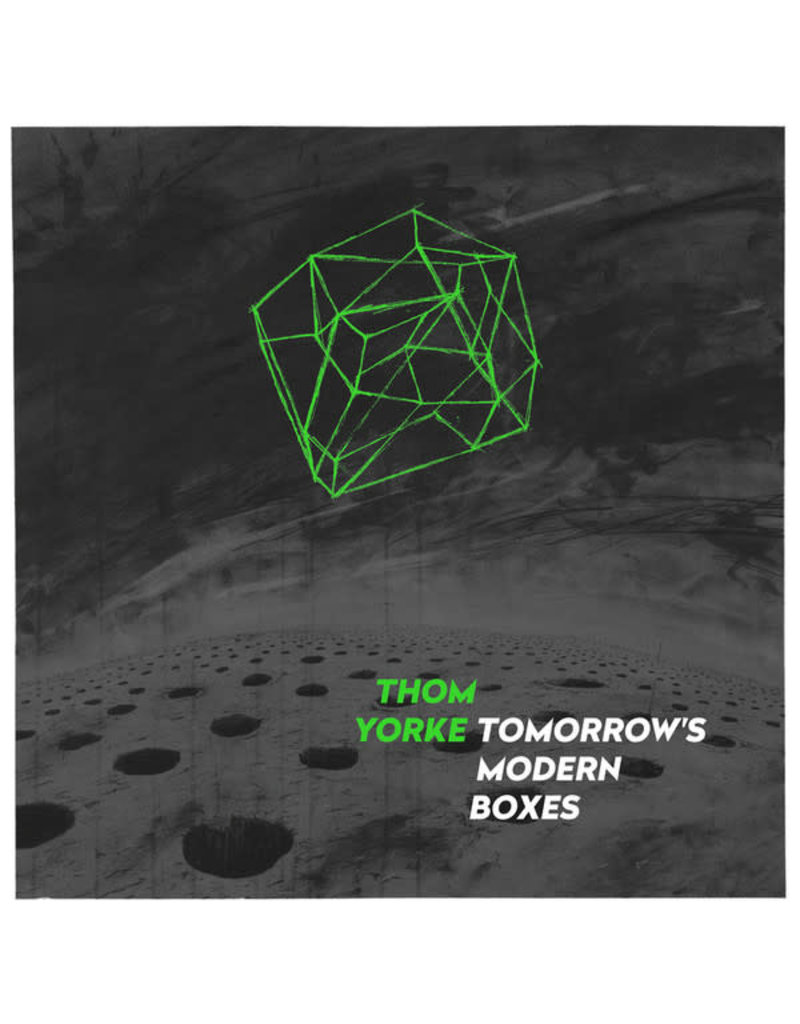 Thom Yorke - Tomorrow's Modern Boxes LP (2017 Reissue), White, 180g