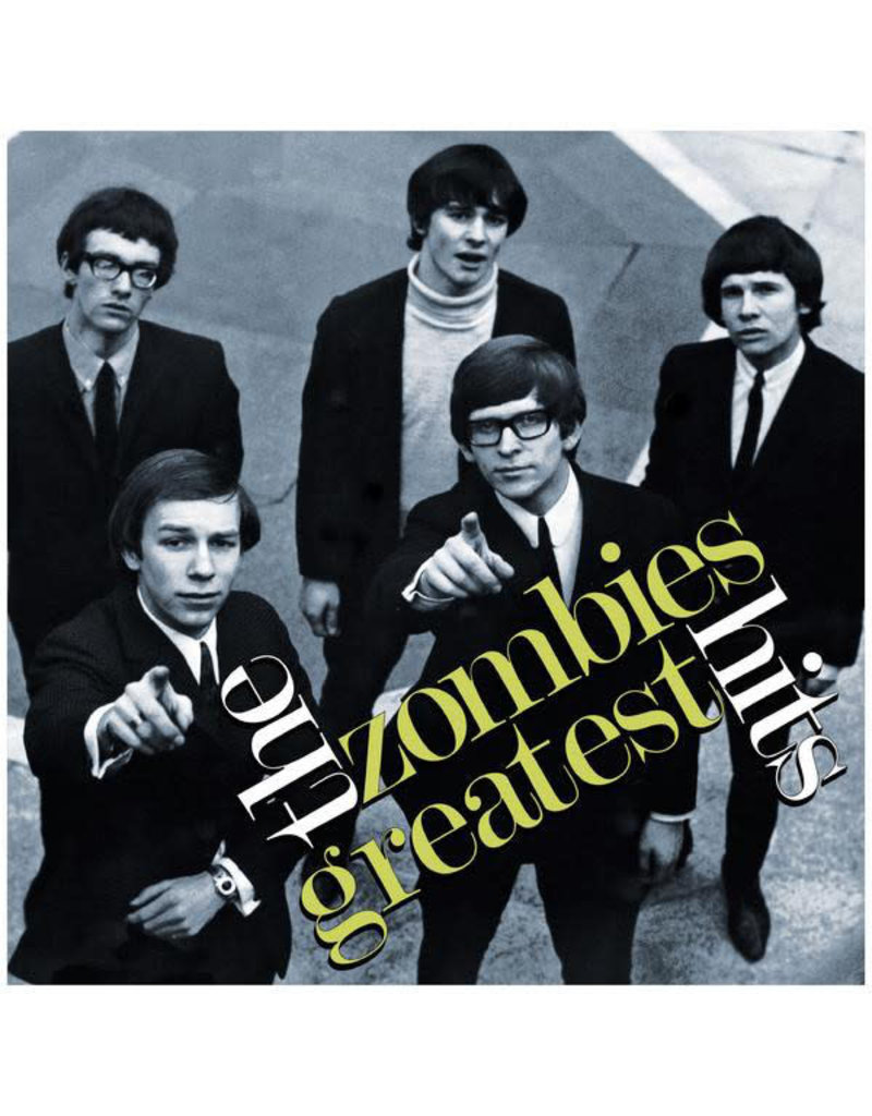 The Zombies – The Zombies Greatest Hits LP
