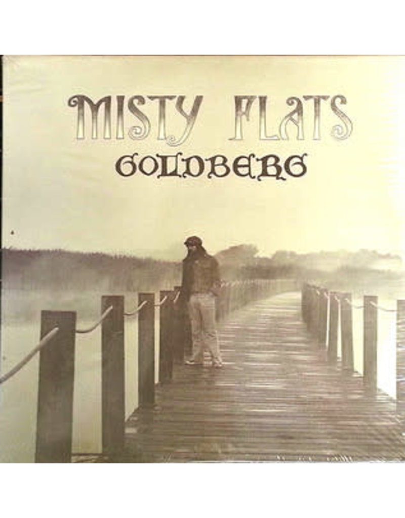 RK Goldberg - Misty Flats LP (Reissue)
