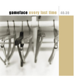 RK Gameface – Every Last Time LP (2015), Limited Edition, Repress, Gold