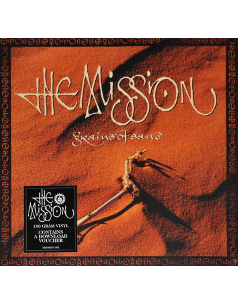 RK The Mission – Grains Of Sand LP (Reissue)