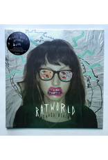 RK MENACE BEACH - RATWORLD LP (180 GRAM), Limited Edition, Clear With Green Splatter