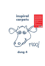 RK Inspiral Carpets – Dung 4 LP, Reissue, Remastered, 180g Gram