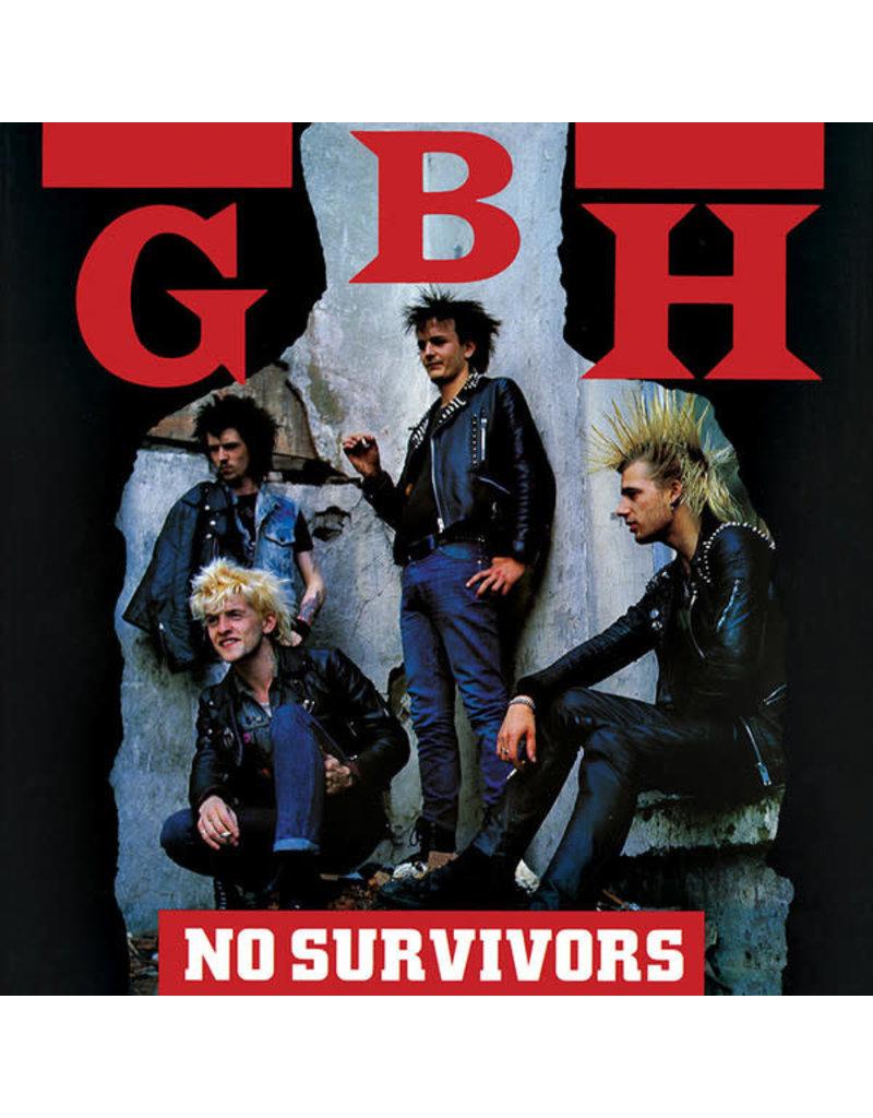 RK GBH - NO SURVIVORS (COLORED VINYL)