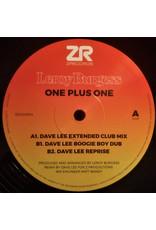 "Leroy Burgess - One Plus One 12"" (2020)"