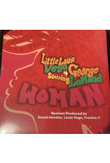 "Little Louie Vega starring George LaMond – Woman 2x12"""