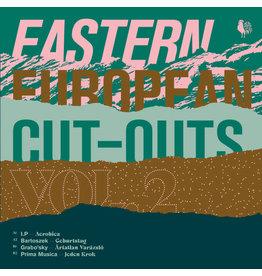 """Various – Eastern European Cut-Outs Vol. 2 12"""""""