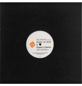 """Queer On Acid & Robert Owens - n My Life / Take Me (Inc. Polymod / Fear-E Remixes) 12"""" (2020)"""