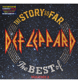RK Def Leppard ‎– The Story So Far: The Best Of Volume 2 2LP [RSD2019]