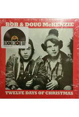 "XM Bob & Doug McKenzie ‎– Twelve Days Of Christmas 7"" (RSD2016)"