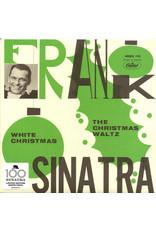 "XM Frank Sinatra – White Christmas / The Christmas Waltz 7"" [RSD2016], White Vinyl"
