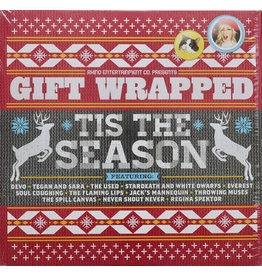 XM Various ‎– Gift Wrapped - Tis The Season (2014)