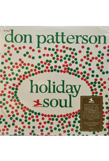XM Don Patterson – Holiday Soul , Reissue, Mono