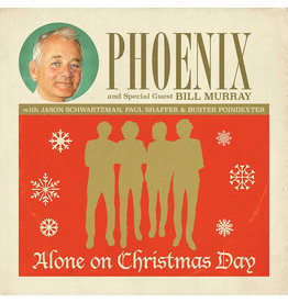 """Phoenix And Special Guest Bill Murray With Jason Schwartzman, Paul Shaffer & Buster Poindexter – Alone On Christmas Day 7"""""""
