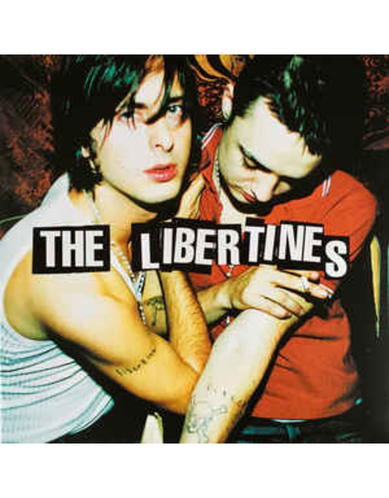 RK THE LIBERTINES - S/T LP