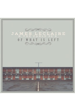 CT JAMES LECLAIRE & THE CABLE 22'S - OF WHAT IS LEFT LP