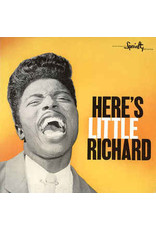 RK Little Richard ‎– Here's Little Richard (2014 Reissue)