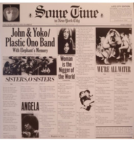 RK JOHN LENNON - SOMETIME IN NEW YORK 2LP