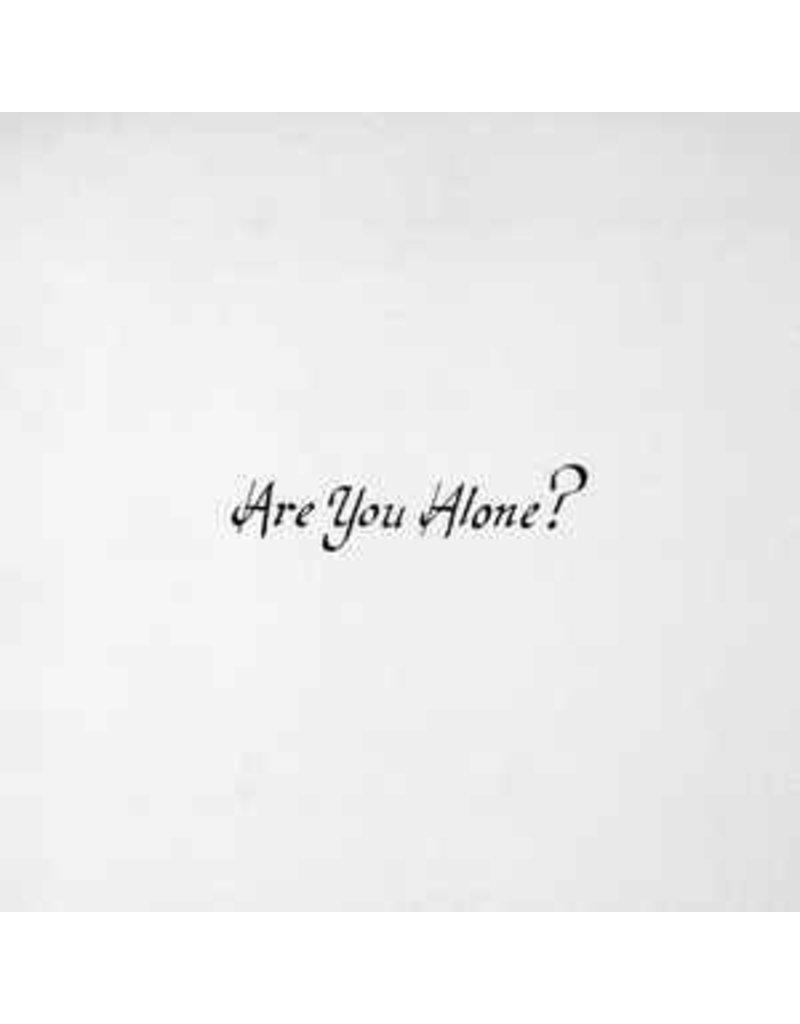RK MAJICAL CLOUDZ - ARE YOU ALONE? LP