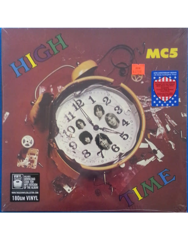 RK MC 5 - HIGH TIME (180 GRAM LP)