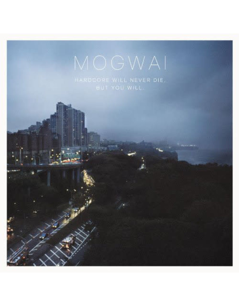 RK Mogwai – Hardcore Will Never Die, But You Will. (2011)