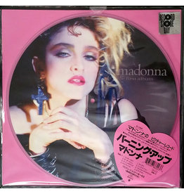RK/PO Madonna – The First Album (PICTURE DISC) RSD2018