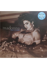 PO Madonna ‎– Like A Virgin, Limited Edition, 2018 Reissue, White