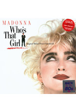 ST Madonna – Who's That Girl (Original Motion Picture Soundtrack) , 2018 Reissue