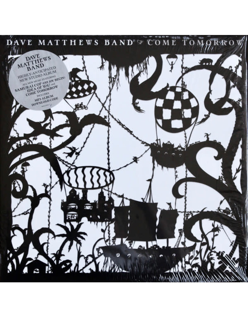 RK Dave Matthews Band ‎– Come Tomorrow (2018)