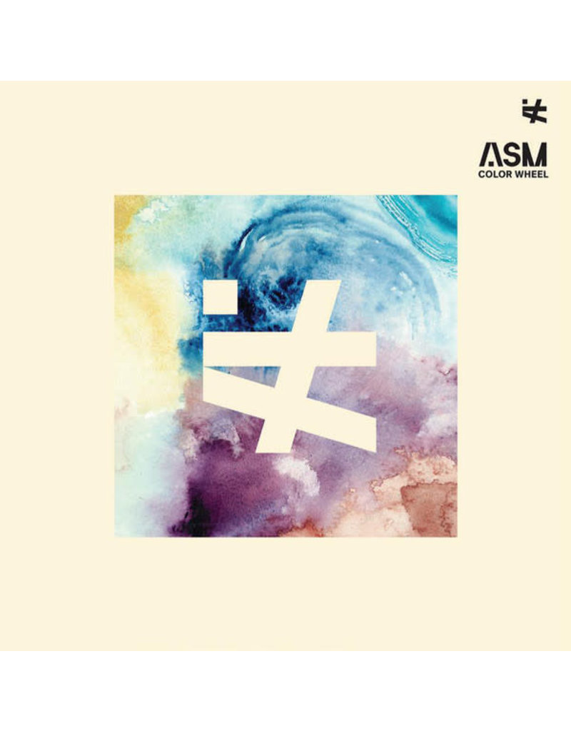 A State Of Mind – Color Wheel CD