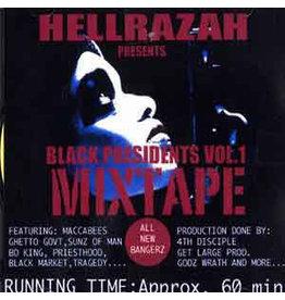 HH HELLRAZAH - BLACK PRESIDENTS CD