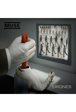 RK Muse – Drones (2015) 2LP