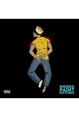 HH RAPPER Big Pooh – Words Paint Pictures CD
