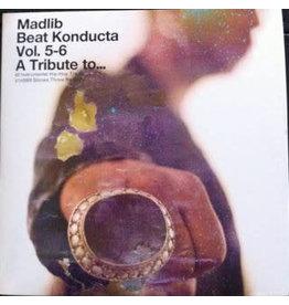 STONES THROW MADLIB - BEAT KONDUCTA 5-6 CD