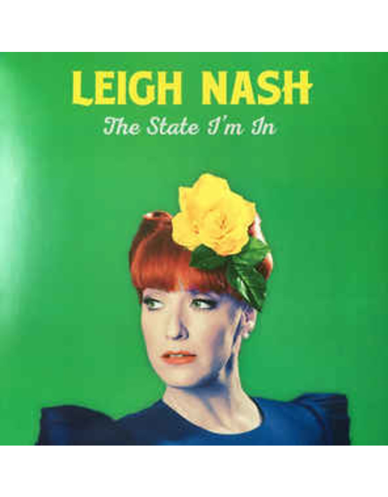 RK Leigh Nash ‎– The State I'm In  LP (2015)