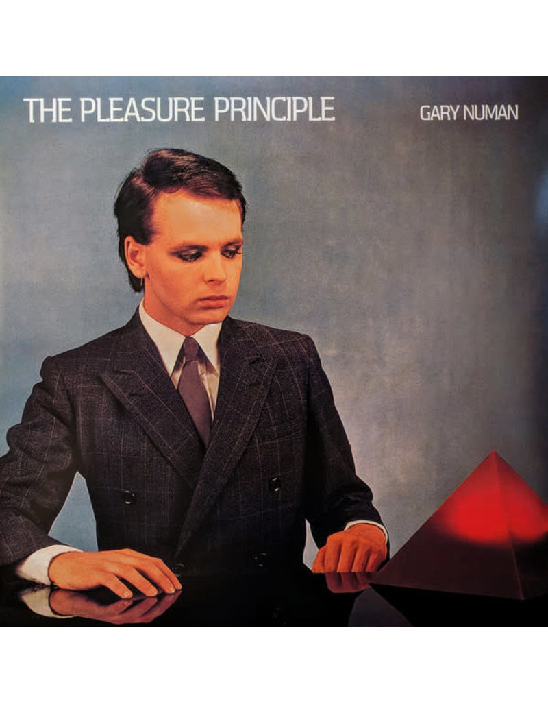 RK GARY NUMAN - THE PLEASURE PRINCIPLE (RE)