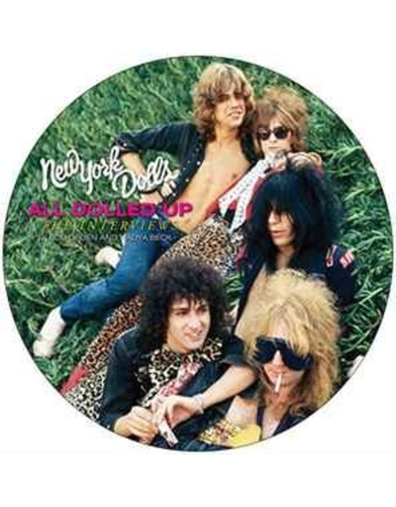 RK New York Dolls ‎– All Dolled Up (PICTURE DISC) (NON-MUSIC)