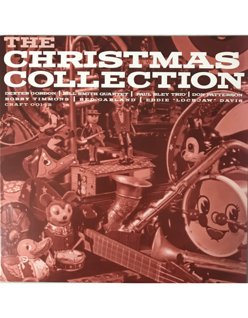 XM Various – The Christmas Collection  LP [RSDBLK2018]