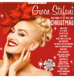 XM Gwen Stefani ‎– You Make It Feel Like Christmas