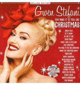 XM Gwen Stefani – You Make It Feel Like Christmas
