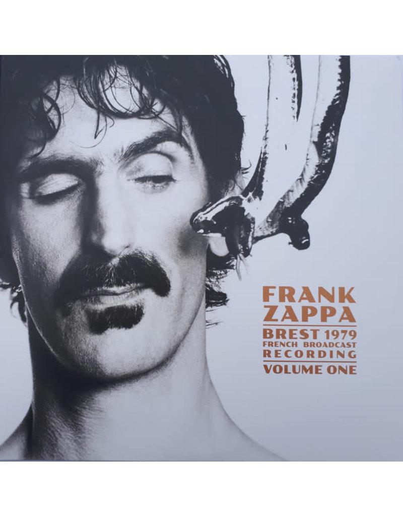 Frank Zappa – Brest 1979 Volume One (French Broadcast Recording)