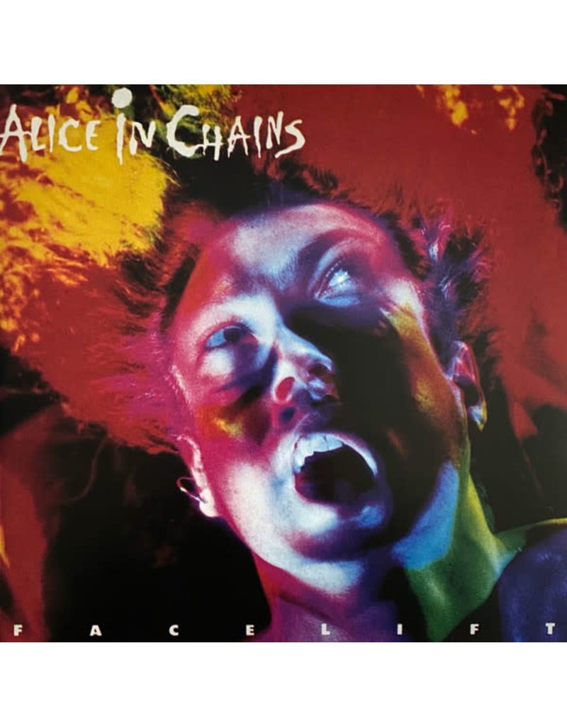 Alice In Chains - Facelift 2LP (2020 Reissue, Remastered)