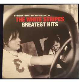 The White Stripes ‎– My Sister Thanks You And I Thank You The White Stripes Greatest Hits, 2LP, Compilation, 2020