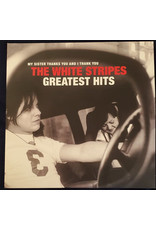 The White Stripes – My Sister Thanks You And I Thank You The White Stripes Greatest Hits, 2LP, Compilation, 2020