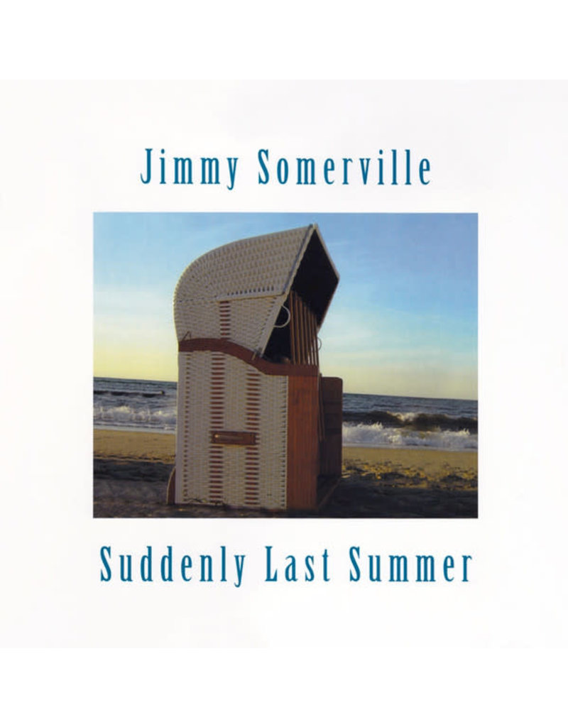 Jimmy Somerville – Suddenly Last Summer, 2020Reissue, 10th anniversary limited edition
